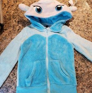 Elsa Hoodie Stuffed Animal